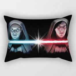 The Balance Rectangular Pillow