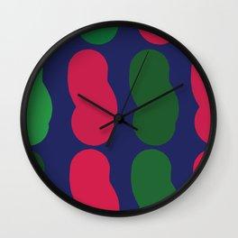 Jellie Bellies Wall Clock