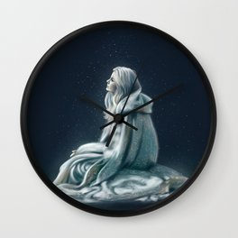 Child of the Light Wall Clock