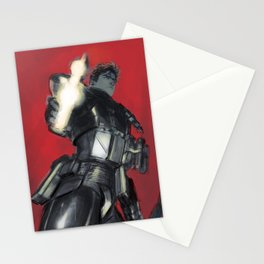 Death trooper Stationery Cards