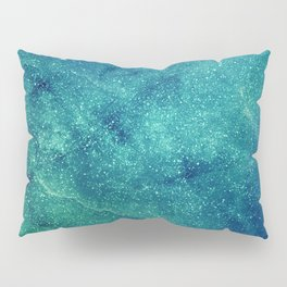 Space Marble Pillow Sham