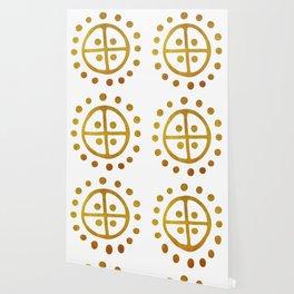 The Sun Wheel Wallpaper