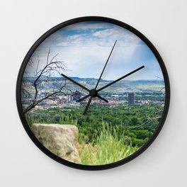 Billings Wall Clock