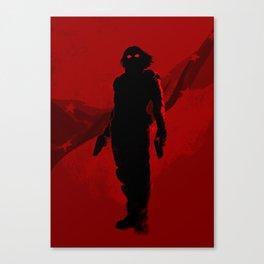 A myth Canvas Print
