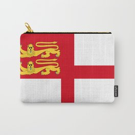 Bailiwick of Guernsey part sark island flag symbol Carry-All Pouch