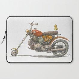 Birdie's Bike Laptop Sleeve