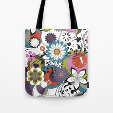 Dramatic Entrance Tote Bag