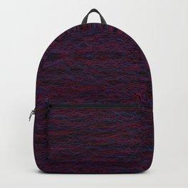 horizontal jitters Backpack