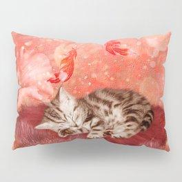 Cute little kitten Pillow Sham