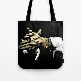 Las manos del Camarón Tote Bag