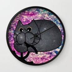 cat-298 Wall Clock