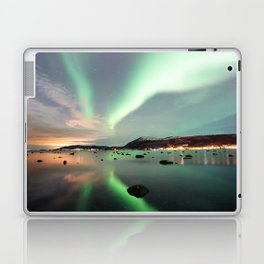 Northern lights Laptop & iPad Skin