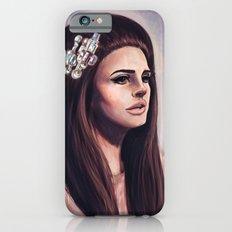 She Wore Blue Velvet Slim Case iPhone 6s