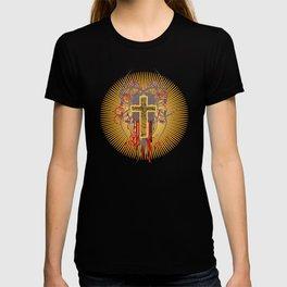 The Cross at Sunrise T-shirt