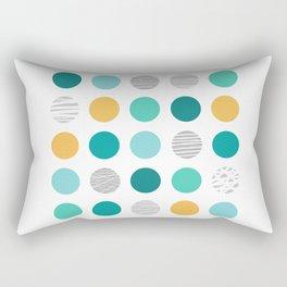 Dots 1 Rectangular Pillow