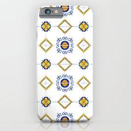 Majolica pattern iPhone Case