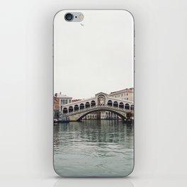 Rialto Bridge - Venice iPhone Skin