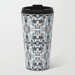 Aesthetics: abstract pattern Travel Mug