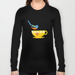 Put The Kettle On Long Sleeve T-shirt