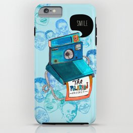 The Polaroad Project iPhone Case