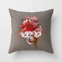 Fatale Throw Pillow