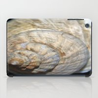 shell iPad Cases featuring Shell by Brian Raggatt