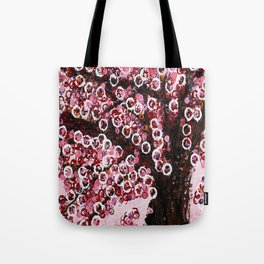 :: Pink Canopy :: Tote Bag