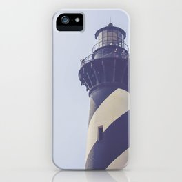 Cape Hatteras Lighthouse (2) iPhone Case