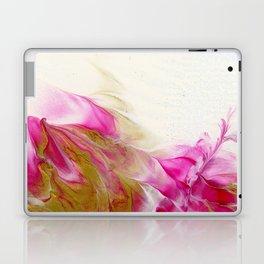 Magenta and Gold #1 Laptop & iPad Skin
