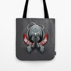 One is All, All is One Tote Bag
