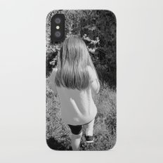 Pickin' Flowers In The Sun Slim Case iPhone X