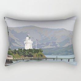 Akaroa Lighthouse Rectangular Pillow