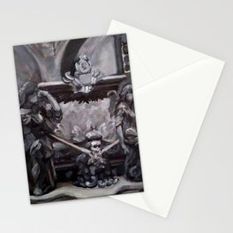 Royal Crypt Stationery Cards