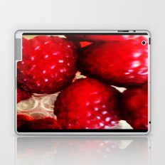 Raspberry Laptop & iPad Skin