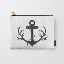 Antlered Anchor Carry-All Pouch