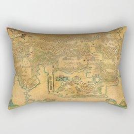 Kanto Rectangular Pillow