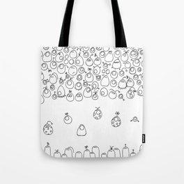 Munnen - Journey Tote Bag