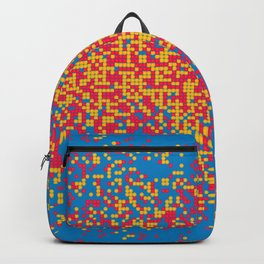 Tiny colorful spheres Backpack