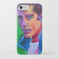grease iPhone & iPod Cases featuring Grease by Alejandro Castanon