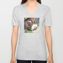 burros Unisex V-Neck