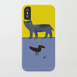 Scan Chain iPhone Case