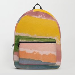 Color harmony Backpack