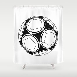 Mundial Shower Curtain
