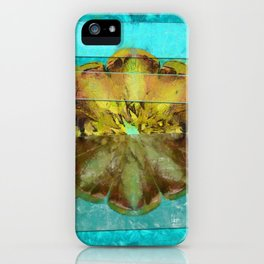 Embezzled Head Trip Flower  ID:16165-074104-06071 iPhone Case