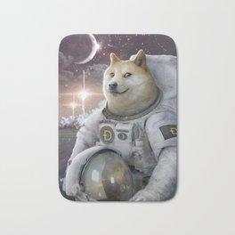 Very Astronaut Bath Mat