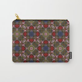 Glass pattern Carry-All Pouch
