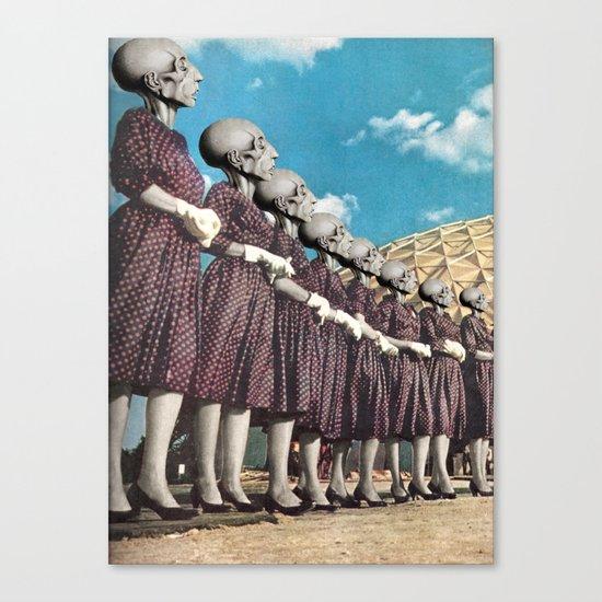 NEO-TRIBE Canvas Print