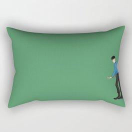 Star Trek TOS : Spock Rectangular Pillow