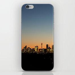 Sydney Harbour Skyline iPhone Skin