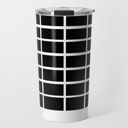boxy inverse Travel Mug